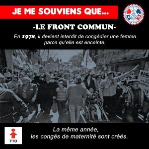 Front commun 78 FR