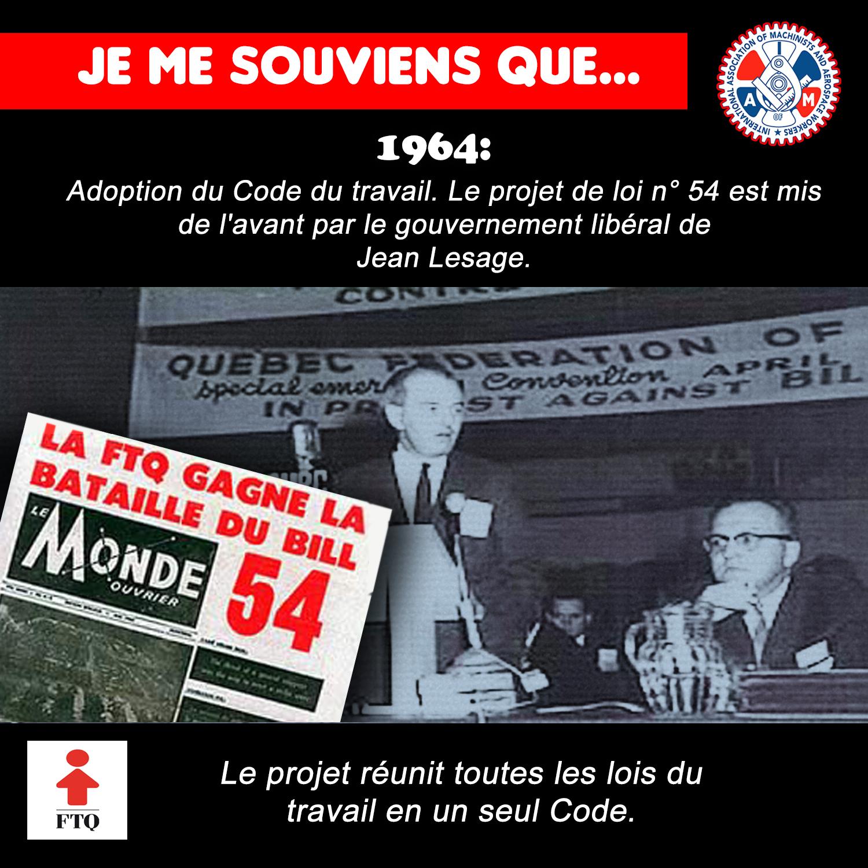 Loi 54 FR