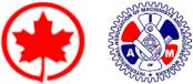 Logos Air Canada et Aimta