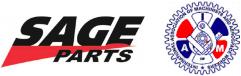 Logos SageParts et Air Canada